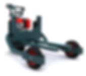 Transpalette tout terrain PR15-04