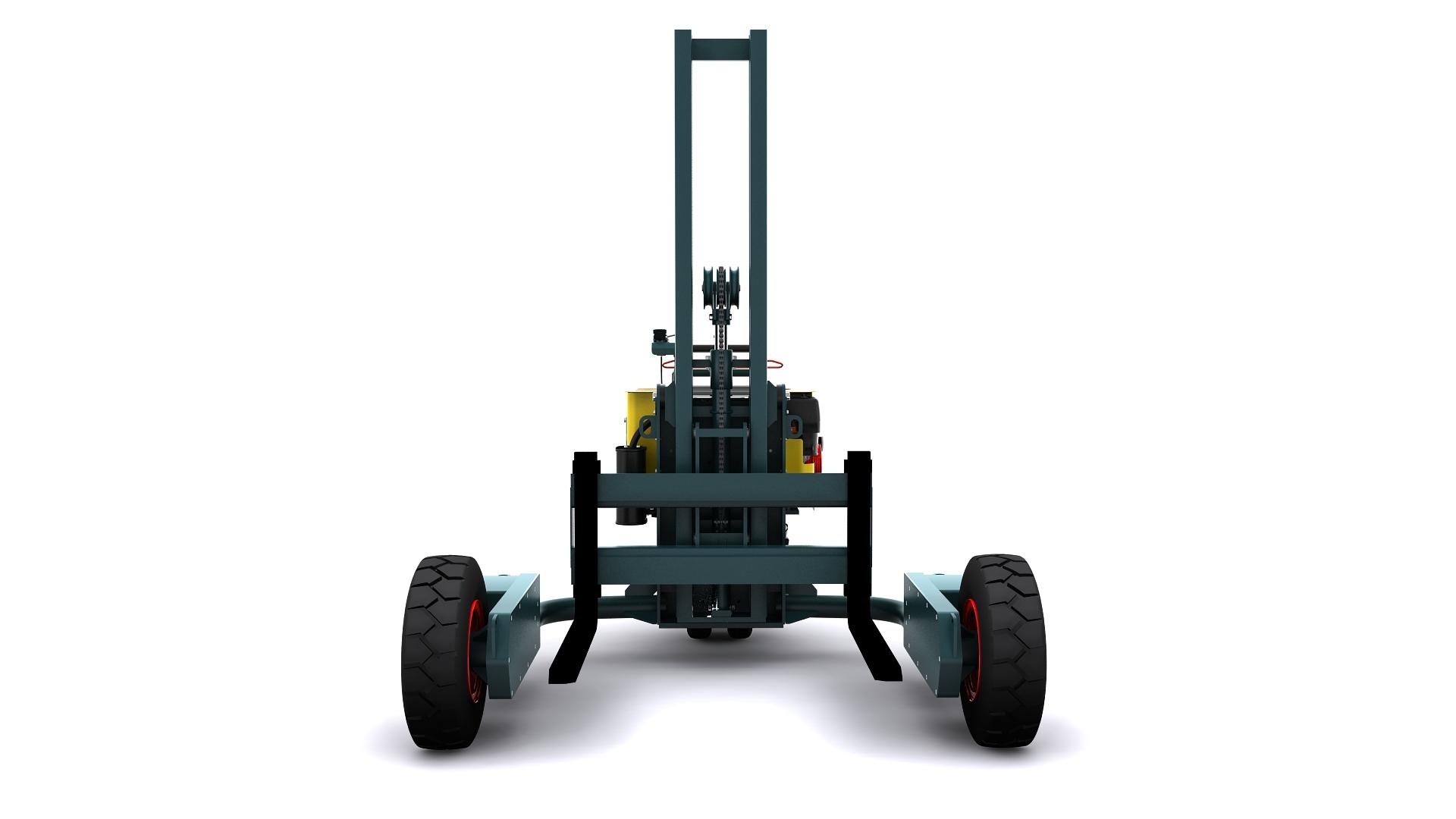 Matsimple position basse - standard chantier B0003