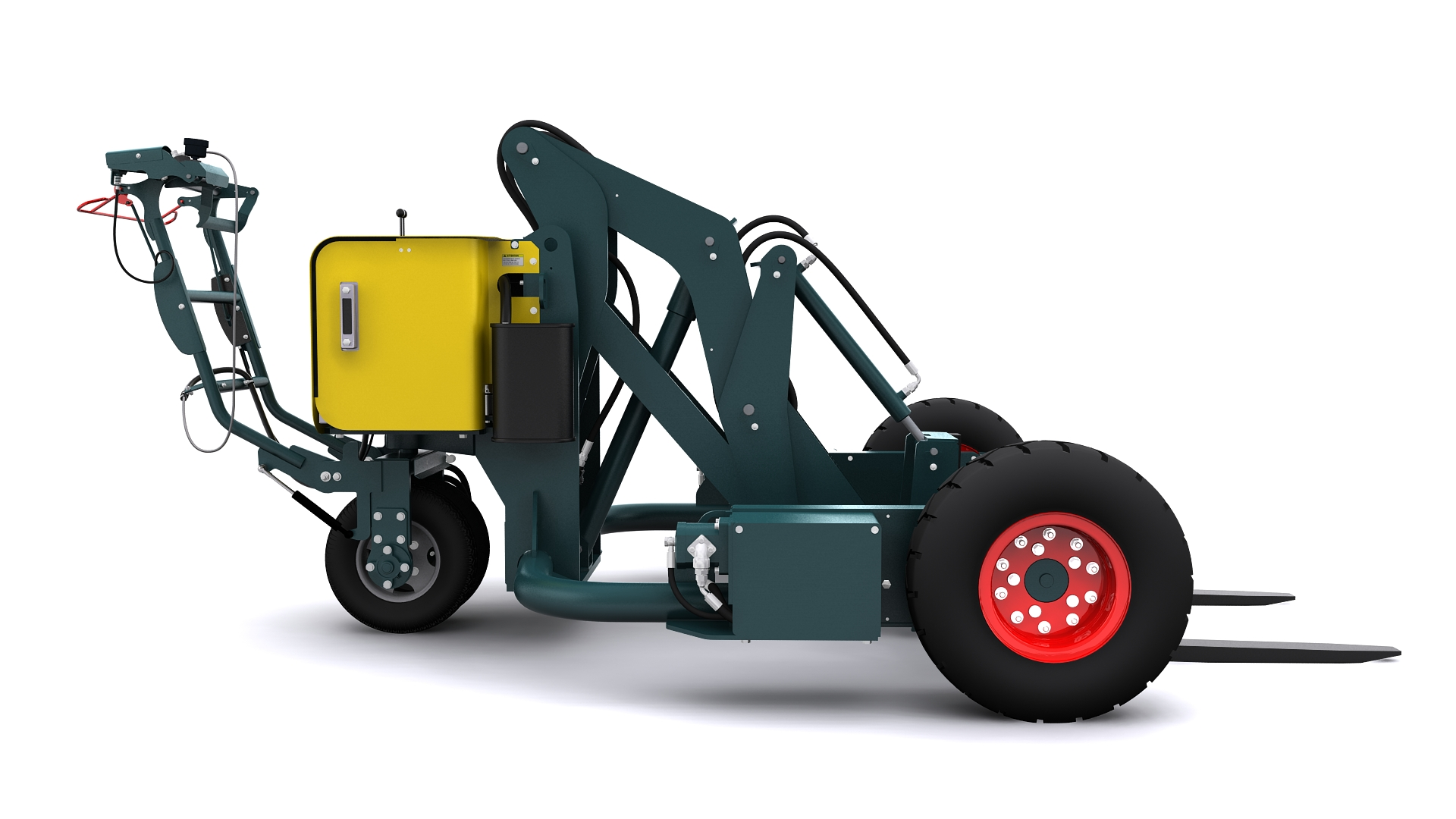 Chargeur standard chantier B0001