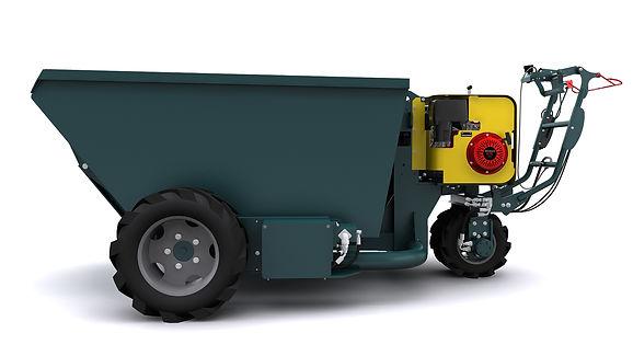 Dumper G12-00 vue de côté droit