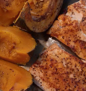 Meet Pete Watson, baked squash cooked just right