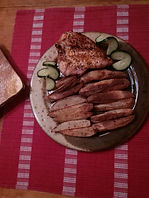 nutrition consulting, baked chicken breast and potato wedges