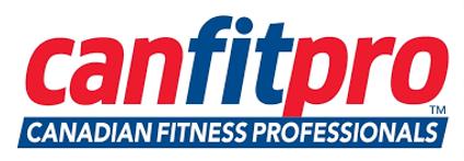 My certificates, canfitpro logo