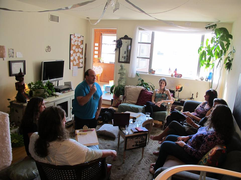 SOUND THERAPY GROUP CLASS