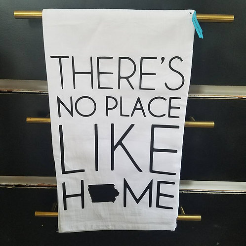 No Place Like Home Kitchen Hand Towel