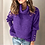 Thumbnail: Turtleneck Sweater Pullover Knit