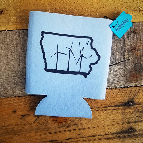 Iowa Windmills Can Cooler