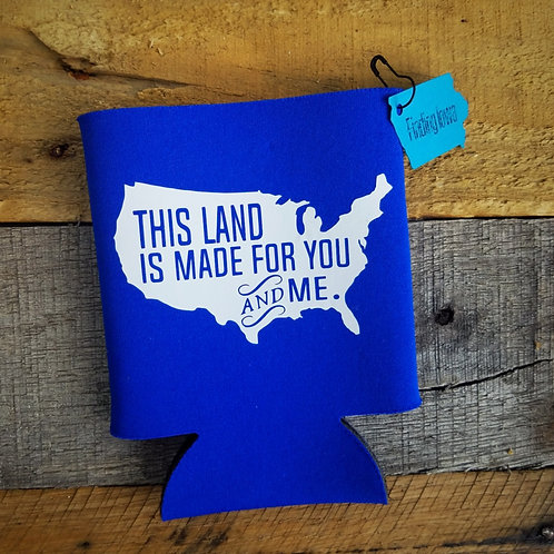 This Land Can Cooler