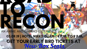 PRESS RELEASE: ROAD TO RECON 2019 FEBRUARY TICKET PRICES IN EFFECT