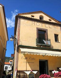Hotel Calce Ravello Facade
