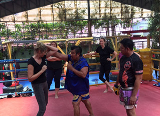 Muay Thai Boxing tryout