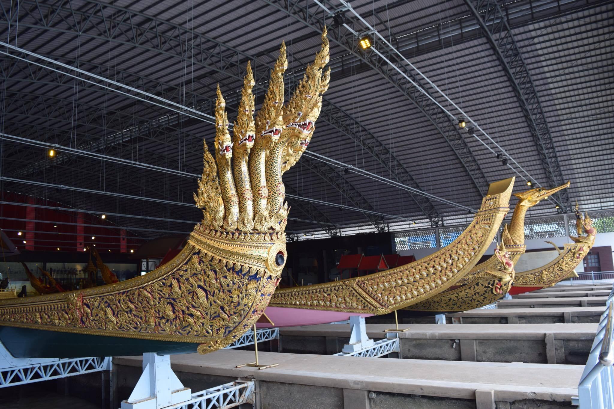SILC Royal Barges