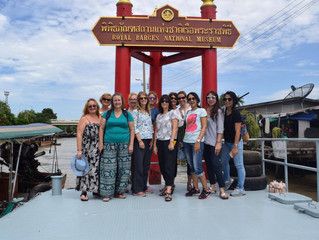 Royal Barges Tour makes for a Royal day out!