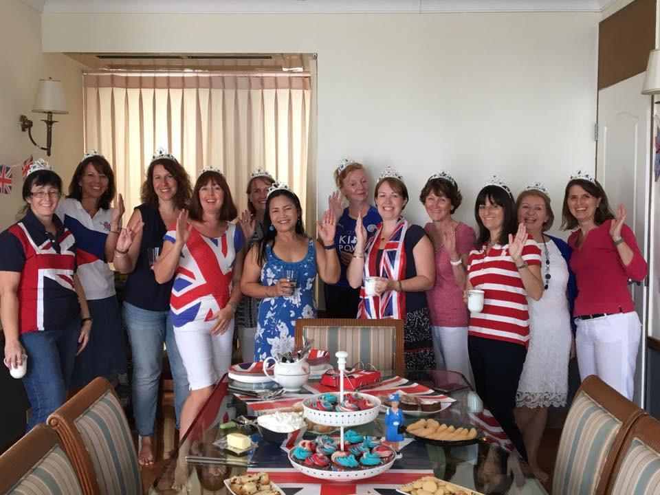 SILC Bangkok expat women's group coffee morning