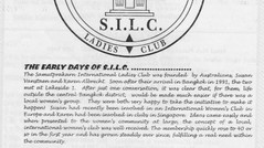 The original SILC logo