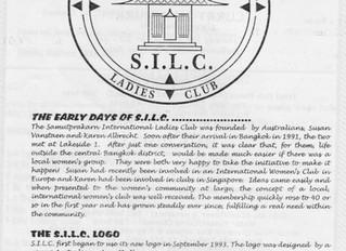 The original SILC logo
