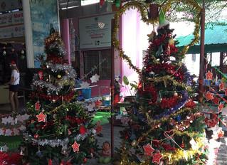 Christmas comes to Mahawong