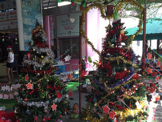 Christmas comes to Mahawong