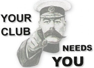 AGM 2017 - Your Club Needs You!