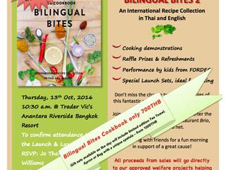 SILC Cookbook Launch