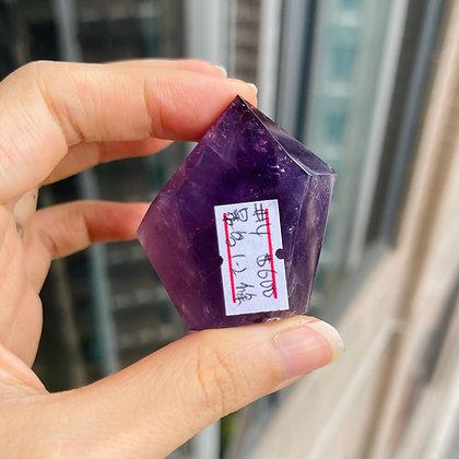 紫晶柱 No.14