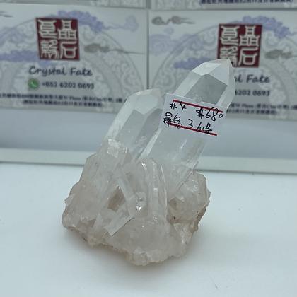 精品級白晶簇 No.4