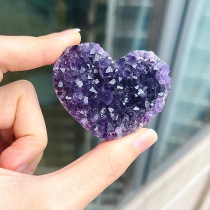 紫晶心心 No.142