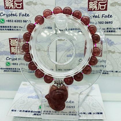 血紅草莓晶手狐® (好評區6)