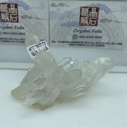 精品級白晶簇 No.3