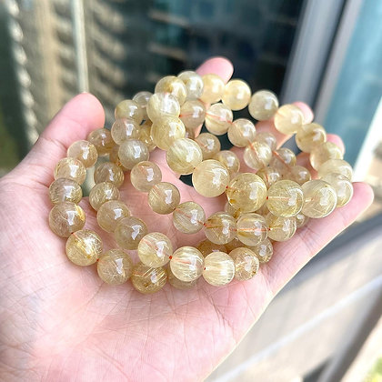 大珠款金髮晶 (好評區3)