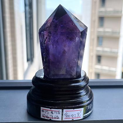 紫晶柱 No.15