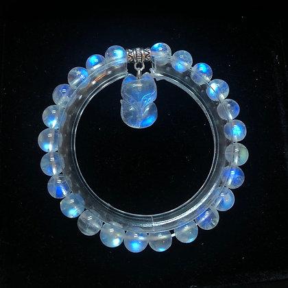 玻璃體純種月亮石手狐® (好評區6)