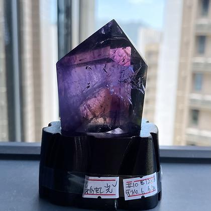 紫晶柱 No.10