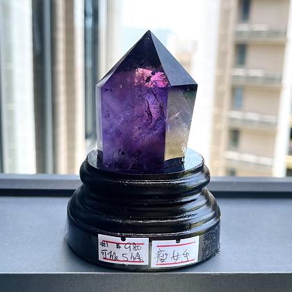 紫晶柱 No.1