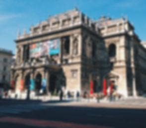 Budapest Operaház, Opera house Budapest