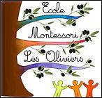 Logo école-Montessori-les-oliviers