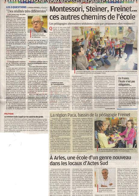Montessori l'autre chemin de l'école