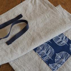 Matilda Greensleeves bread bag
