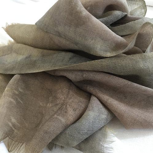 silk wool leaves