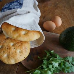 organic fabric bread bag lunch menu