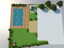 עיצוב גינות | תכנון גינות | אדריכל נוף