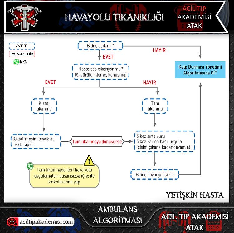 4.Acil Tıp Akademisi - ATAK - Havayolu-T