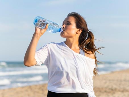 Quanto temos de água