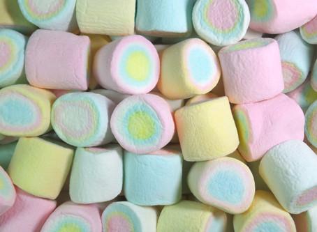 O teste do marshmallow e a educação financeira infantil.