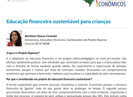 Entrevista ao Conselho de Economia do RS