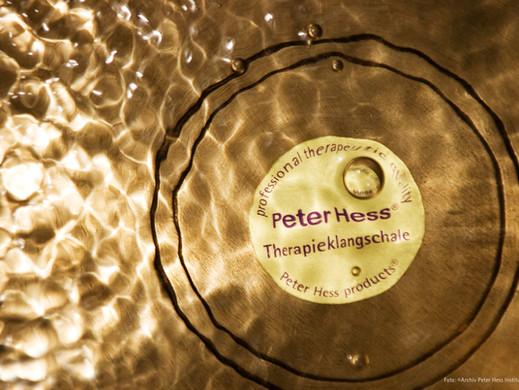 Original Peter Hess Therapieklangschalen