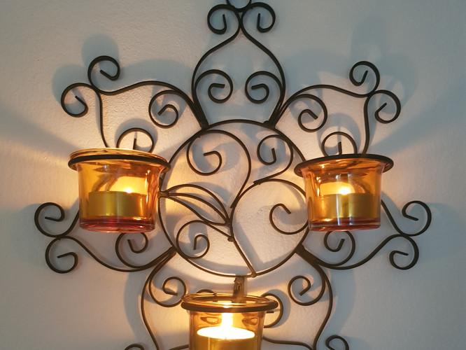 Licht und Düfte