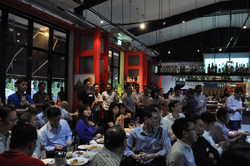 SGTech Networking Night with MINDEF