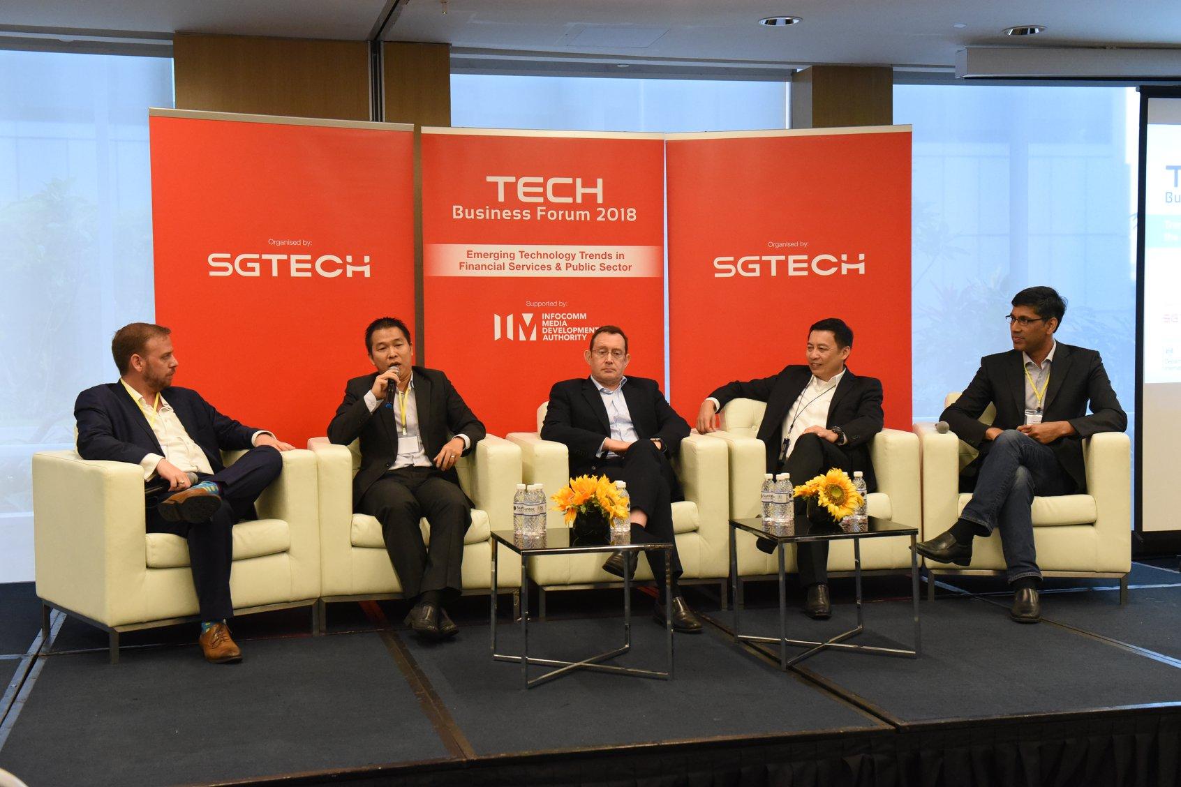 Tech Business Forum