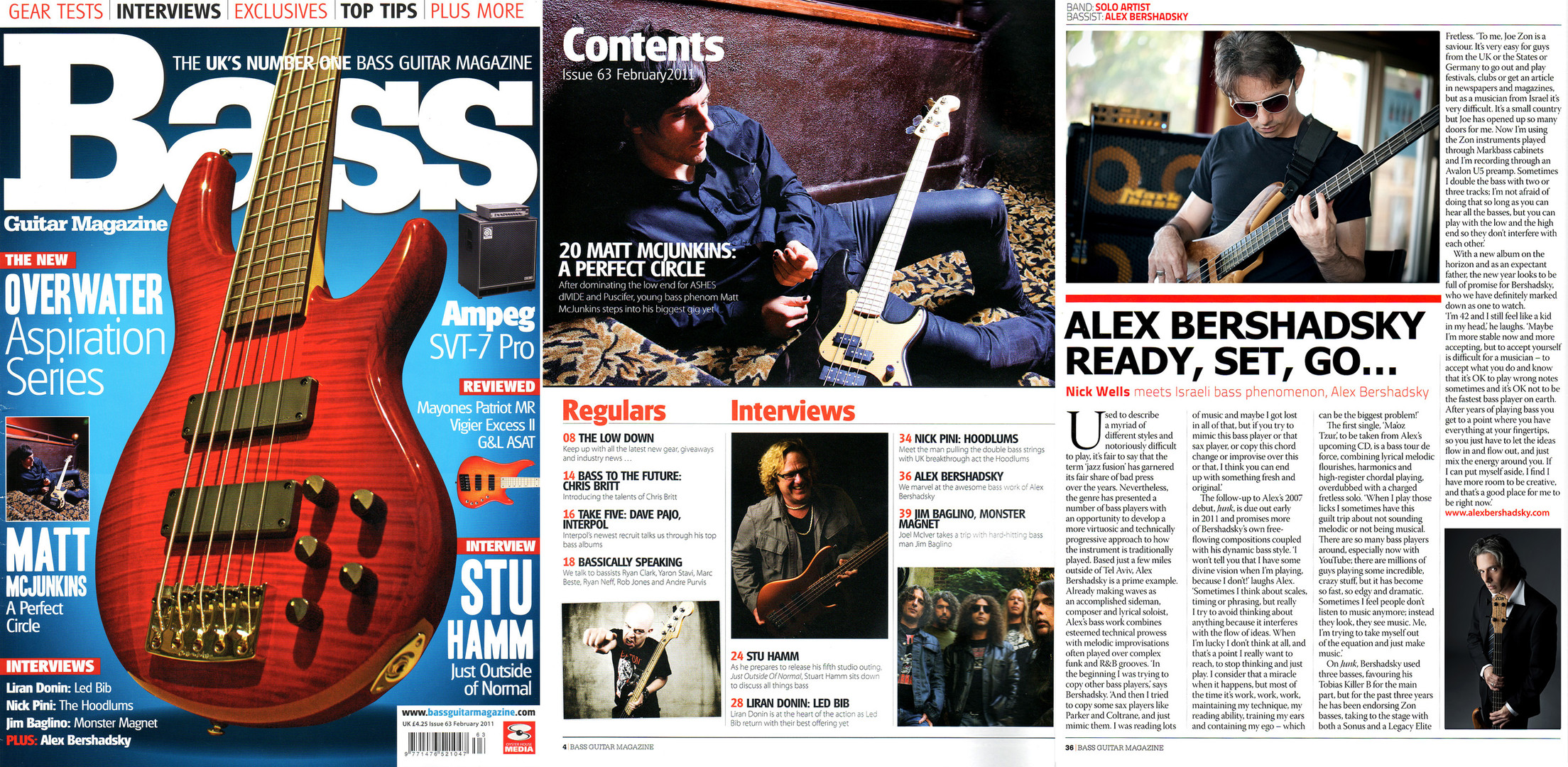 Bass Guitar Magazine UK